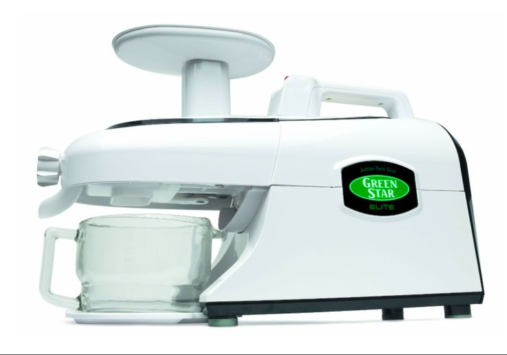 Tribest Green Star Elite The New Original Juicer and Food Processor Model GSE-5000