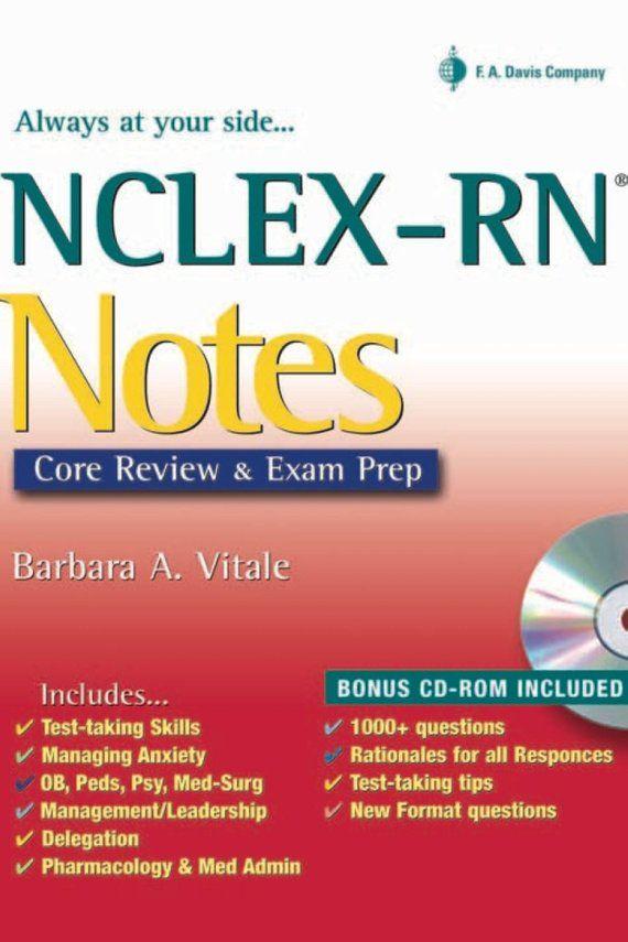 Nursing prep notes nclex