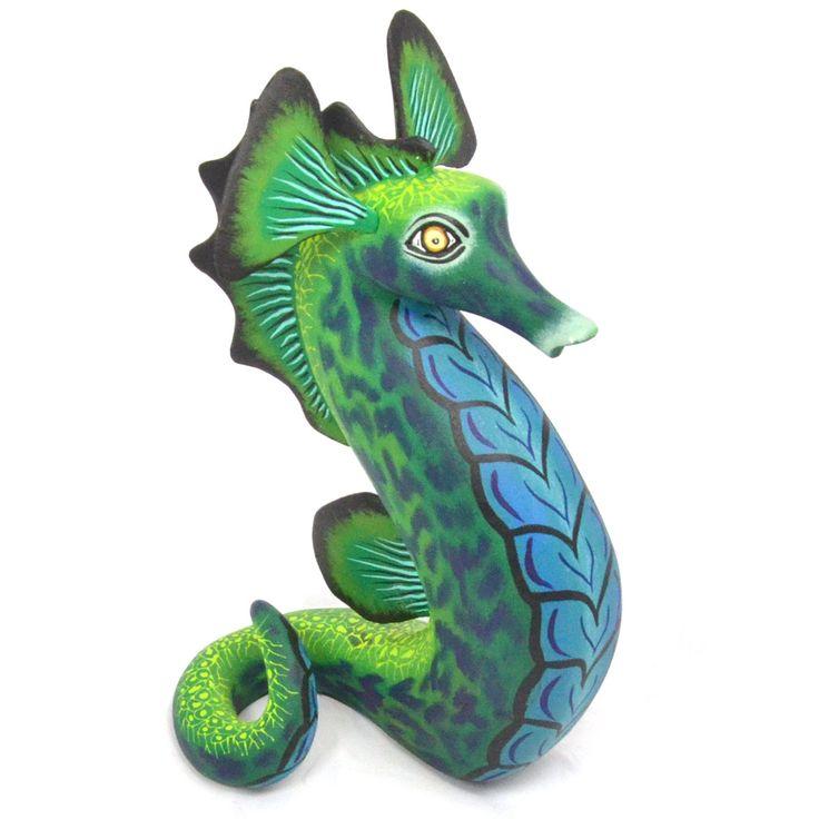 Eleazar Morales: Sea Horse