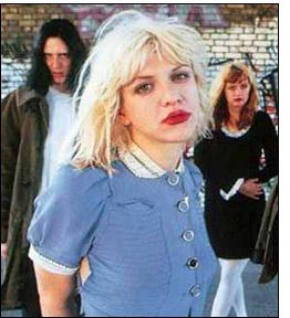 90s Costumes: Courtney Love