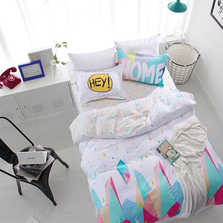 les 25 meilleures id es de la cat gorie ensembles de couette sur pinterest. Black Bedroom Furniture Sets. Home Design Ideas
