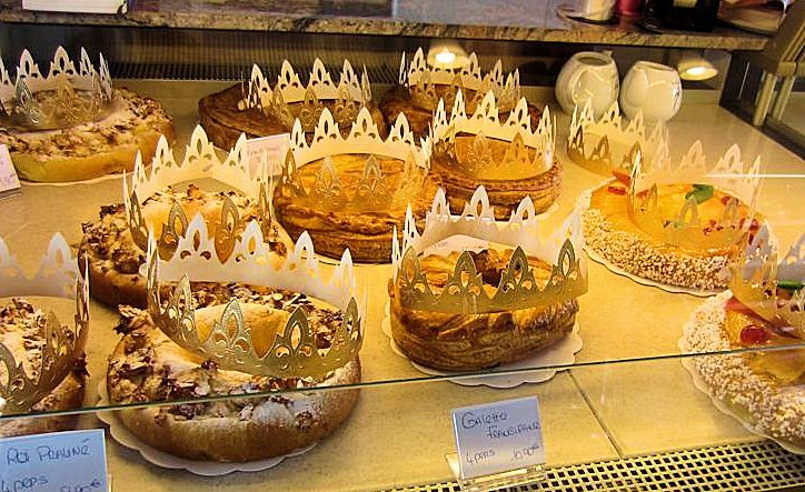 Sablet HOME - Your Home in Provence: On the 12th Day of Christmas - It's La Fête des Rois