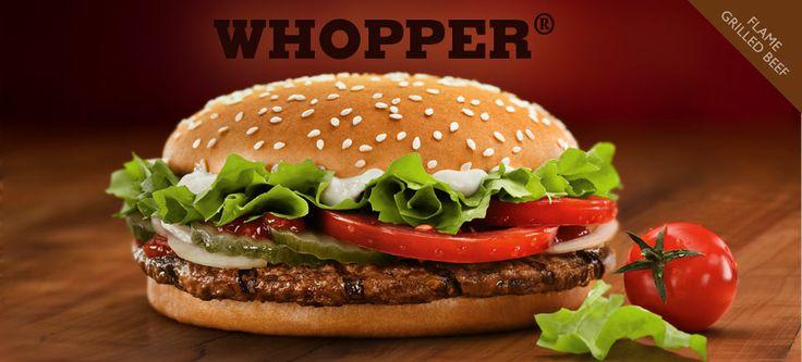 WHOPPER® Sandwich