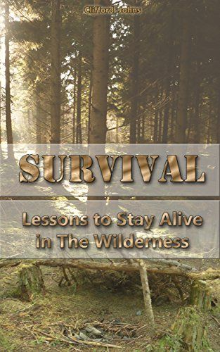 FREE TODAY --  03/16/2017:  Survival: Lessons to Stay Alive in The Wilderness: (Prepp... https://www.amazon.com/dp/B06W58VKW2/ref=cm_sw_r_pi_dp_x_bYTYybK3FT85J