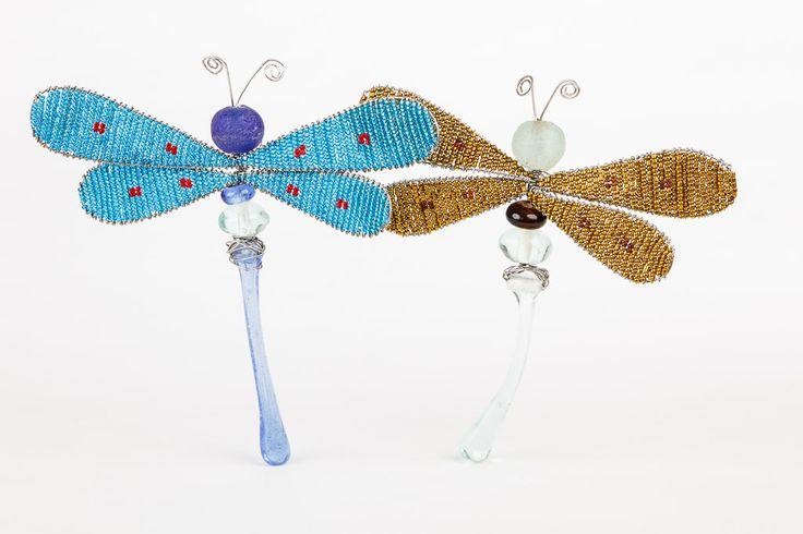 Glass Dragonflies www.wildhope.ca $12.00