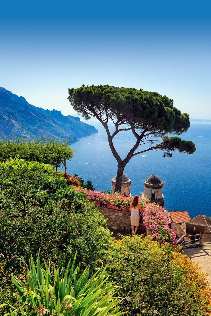 http://ravello.visitbeautifulitaly.com/ Ravello, Campania, Italy #travel #italy
