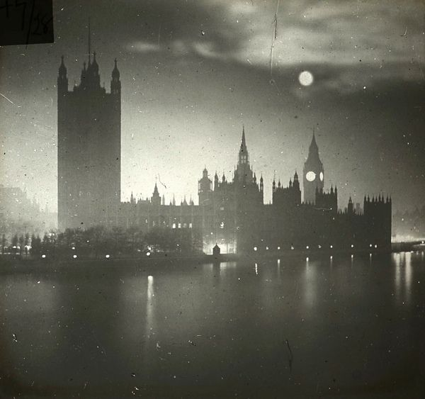 London never really seems entirely dark. The Gentle Author has posted a selection of beautiful photos of London at night from the Bishopsgate Institute. You'd be a fool not to have a look through them.