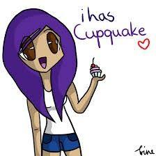 Cupquke fan art