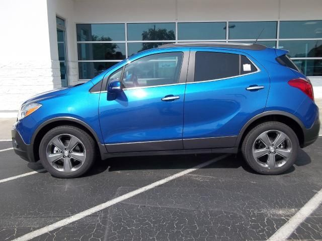 GM's Best Compact SUV's