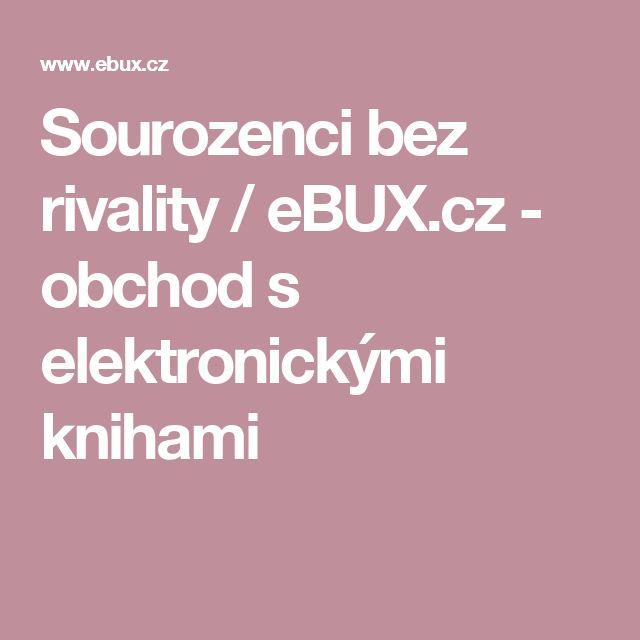 Sourozenci bez rivality / eBUX.cz - obchod s elektronickými knihami