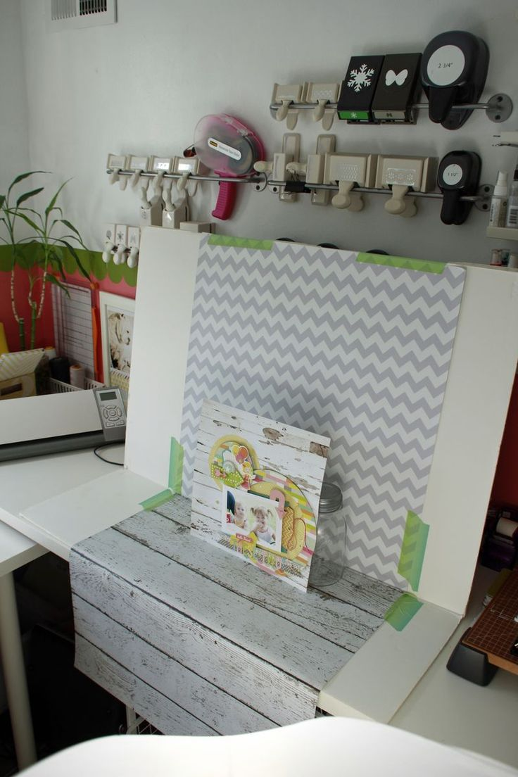 Pics photos desk with flag in background photographic print by - Easy Diy Tutorial On How To Stage And Edit Photos For Craft Projects Jen Chesnick