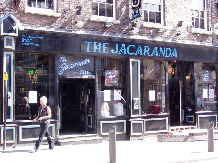 the jacaranda liverpool - Google Search