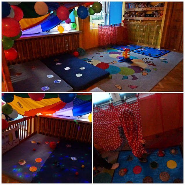 """kreatywnyMaks: """" Kolorowe i okrągłe """" , czyli zabawy sensoryczne ..."""