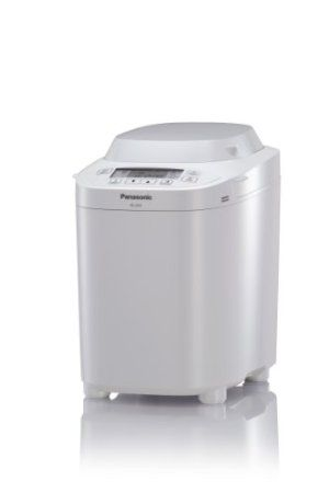 Panasonic SD-2501 WXC Automatic Breadmaker with Nut & Raisin Dispenser & Gluten Free Program, White: Amazon.co.uk: Kitchen & Home