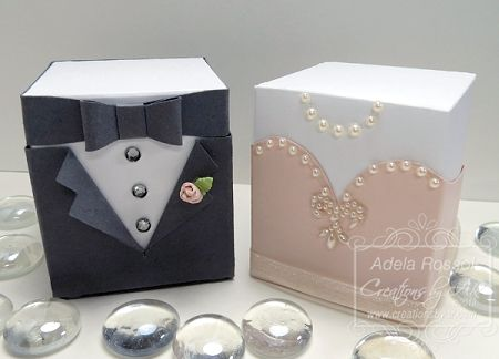 TUX AND GOWN BOX SET