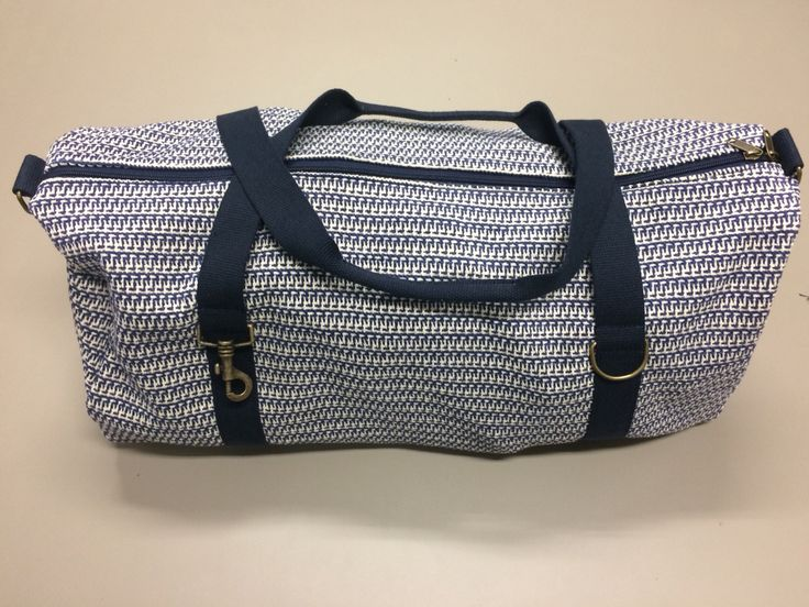 2 - big bag Portofino - L70cm X H45cm - natural cotton