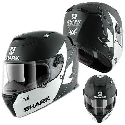 shark speed r ike mat helmet pinterest sharks. Black Bedroom Furniture Sets. Home Design Ideas