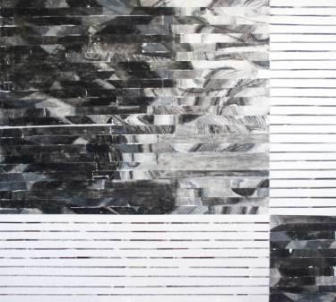 TRANSMOGRAPHY V, http://www.saatchiart.com/art/Painting-TRANSMOGRAPHY-V/43191/2639317/view, #Saatchi #proportion #time #symetry #black #white #life #painting