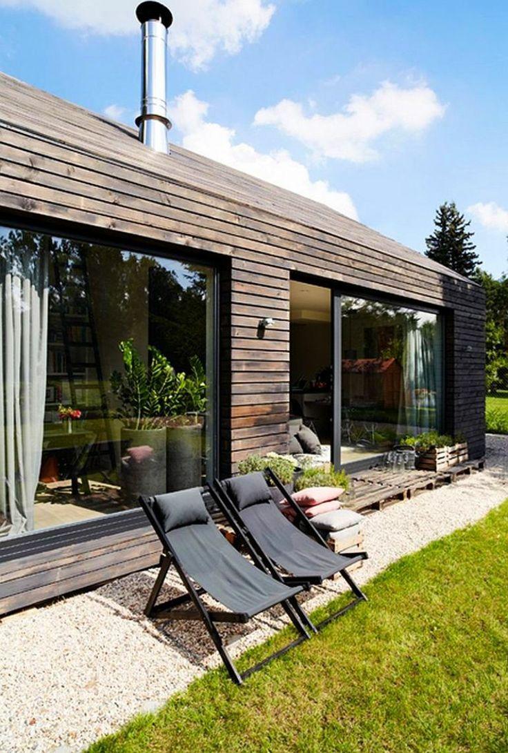 adelaparvu.com despre casa din lemn cu arhitectura moderna, design si arhitectura Miramari Design (1)