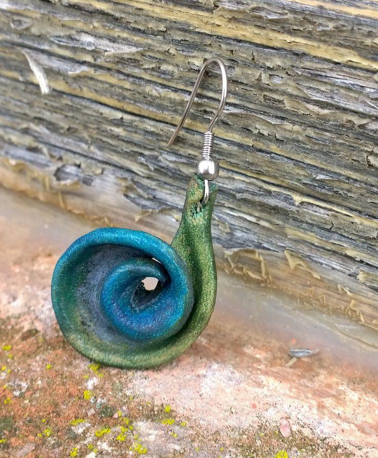 orecchini  in cuoio