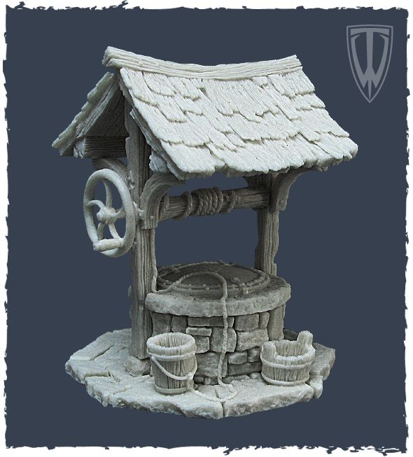 Fantasy terrain by Tabletop World (14th September 2013: Blacksmith's Forge released) - Forum - DakkaDakka | You can only blame the dice for so long.