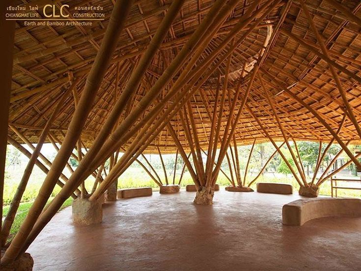 Bamboo Architecture Buildings And Structures 1360 best bamboo architecture images on pinterest | bamboo