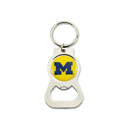 University of Michigan Bottle Opener Keyring (AM)