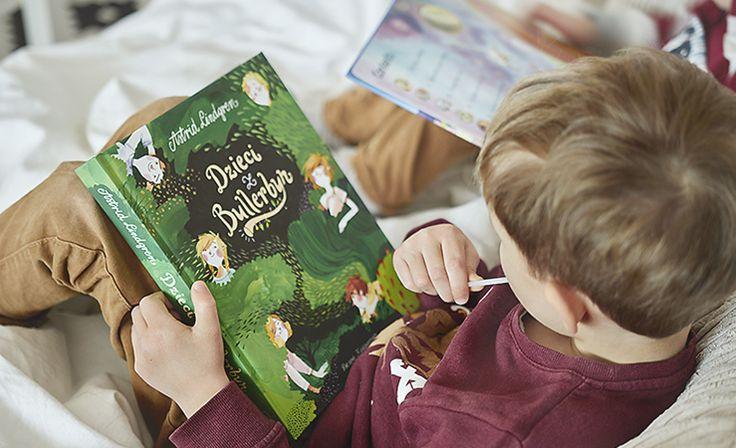 Nowe wydanie Dzieci z Bullerbyn zachwyca nową szatą graficzną i pięknymi ilustracjami. Nie wierzycie, to zajrzyjcie do środka.