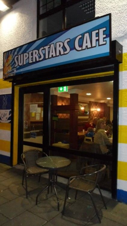 Superstars Cafe, Superstars Club Cookstown, providing work experience and leisure activities for people with learning disabilities!