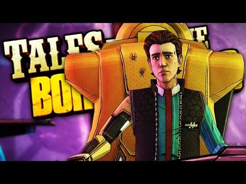 CATCH A RIDE! | Tales From The Borderlands - Episode 4 - Escape Plan Bravo - YouTube