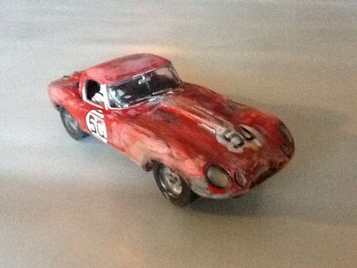 My Classic E Type Slot Car Barn Find Revel Sixties Division Perfect Running