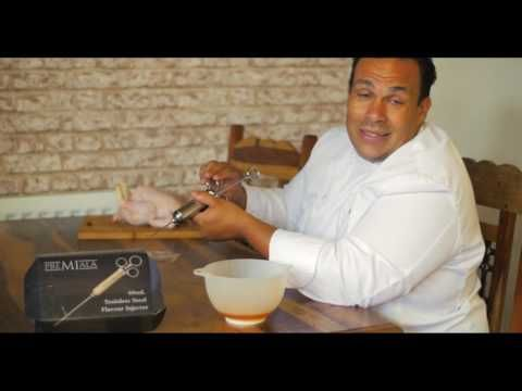 Flavor Injector Marinade Recipes For Chicken Or Other Poultry - YouTube