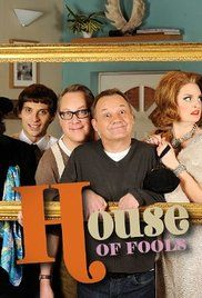 House Of Fools Series 2. Surreal sitcom with Vic Reeves and Bob Mortimer. A series of anarchic affairs featuring the uninvited lodgers and guests that cause chaos and disruption in their home.
