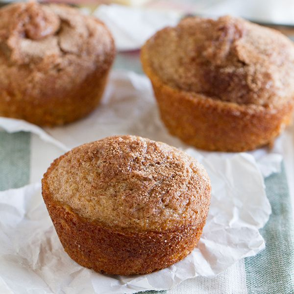 Cinnamon Muffins GET THE RECIPE Cinnamon Muffins submitted by Taste and Tell Related PostsChocolate Chip Muffin Recipe from Taste and TellSweet Potato Cinnamon Rolls with Orange Cream Cheese IcingMaple Bacon Muffins with Brown Sugar-Bacon Streusel from Nourish and NestleCinnamon Sugar Donut Muffins