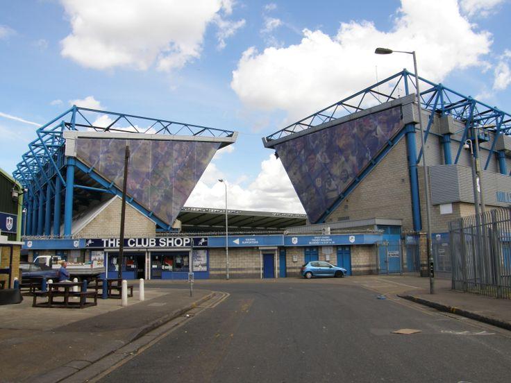Millwall FC - The Den