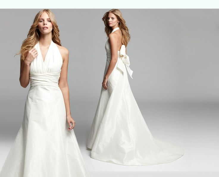 1. My favorite Nordstrom dress from the Wedding Suite. Nordstrom.com - NOUVELLE Amsale Wedding Gowns Lookbook   Nordstrom #trycapsule #wedding *Looks a lot like my dress! :)
