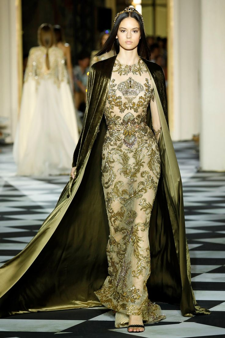 Couture Fall 2019 | Ball gowns in 2019 | Fashion, Zuhair ...