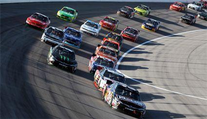 NASCAR Race Mom: #NASCAR XFINITY Race Preview: Kansas Speedway