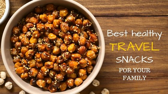 Best healthy travel snacks for your family   Now you can bypass the junk food that weighs you down with these stress free, mess free homemade healthy travel snacks for the road or plane. These travel snacks offer wholesome goodness the entire family will enjoy.
