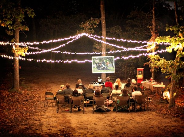 Night Time Wedding Ideas