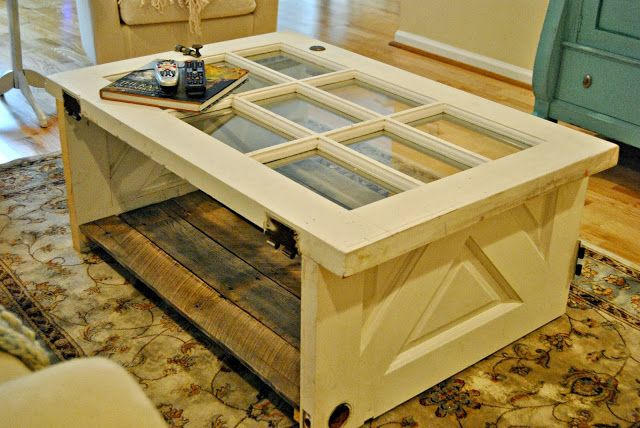 Best 25 door coffee tables ideas on pinterest old door for How to turn an old door into a table