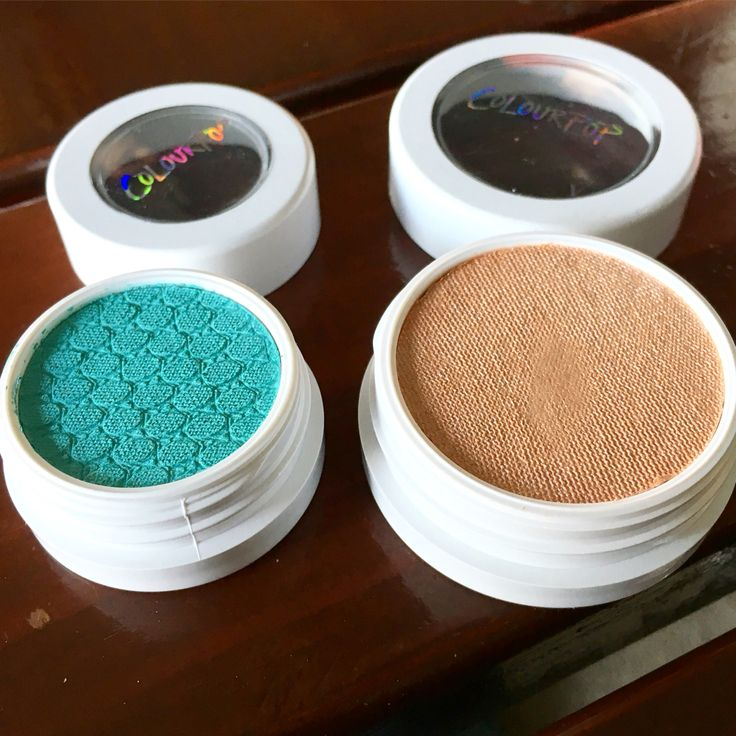 Colourpop Belladona Lilly eyeshadow and Smokes and Whistles highlighter