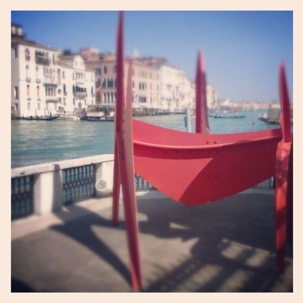 La Vache - The Cow #Calder #Guggenheim #Venise #Venice #ig_venice