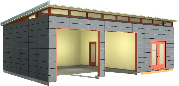 Modern Prefab Garage Google Search Moremodern Garages