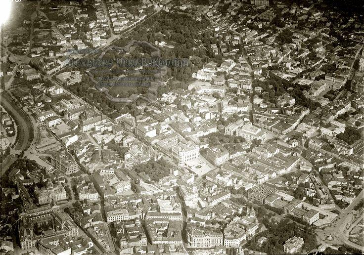 București. Panorama. 1916