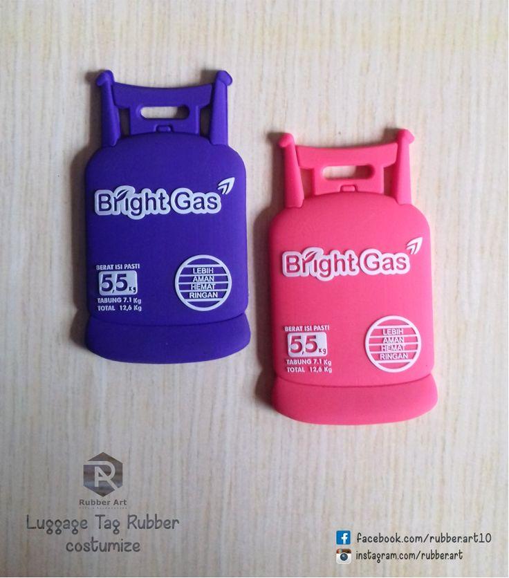 Bag Tag / luggage Tag souvenir perusahaan