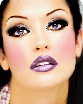 heavymakeup images on  heavy makeup makeup makeup pictures