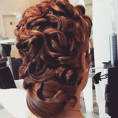 #Hairstyle #hairup #elegant