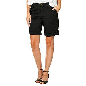 Rib Waist Shorts - Black – Target Australia