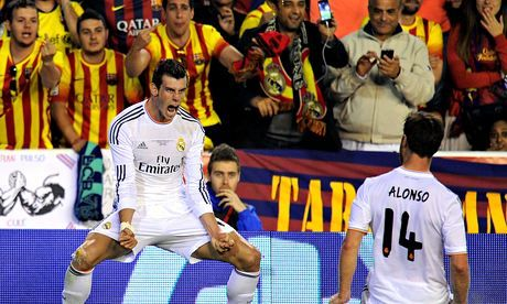 Gareth Bale goal: I don't think I've seen anything like it, says Xabi Alonso